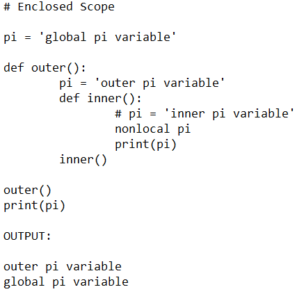 Scope Resolution in Python- LEGB Rule for Data Science - PST Analytics